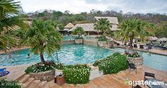 The Main Pool at the Hilton Papagayo Costa Rica Resort & Spa