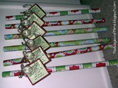 Neighbor Gift Idea - what a great idea!