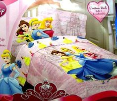 Disney Princess Dear Diary Full Comforter From Disney