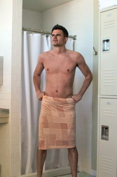 Censorship Towel (for him)