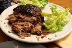Momofuku Pork Bo Ssam