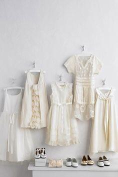 Flower Girl Ideas | Intimate Weddings - Small Wedding Blog - DIY Wedding Ideas for Small and Intimate Weddings - Real Small Weddings