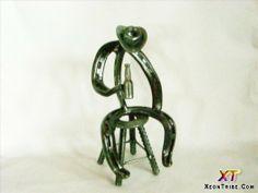 Horseshoe Art Ideas | Amazing Horseshoes Sculptures | Modern Art, Design Ideas