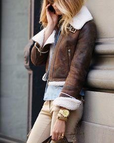love the jacket! michael kors