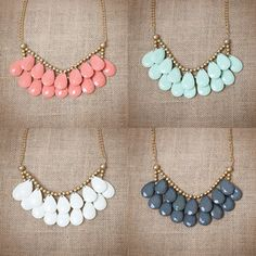 any necklace from this site for cheap! --- I really did just order two! <-- yes me, Cindy