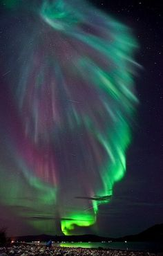 Northern Lights-- I will see these one day!!