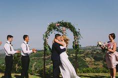 An Outdoor Wedding C