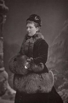 The Princess Helena, fifth child of Queen Victoria and Prince Albert.
