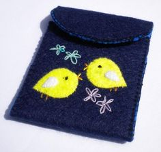 Another darling little envelope with chicks