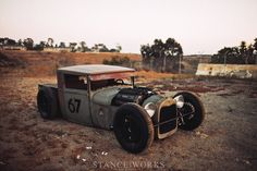 ford-model-a-slammed-hot-rod-rat car, rat rods, model, truck, hotrod, 1928 ford, ratrod, hot rods, rats
