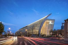 Riverside 66, Tientsin, 2014 - KPF - Kohn Pedersen Fox Associates