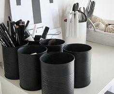 Boites de conserve tout ce que l 39 on peut faire avec on pinterest tin - Boite de conserve recyclee ...