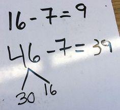 Applying number bonds, grade 2.