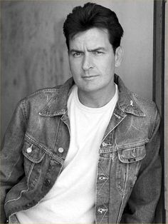 Charlie Sheen (born Carlos Irwin Estévez - September 3 1965) - American actor