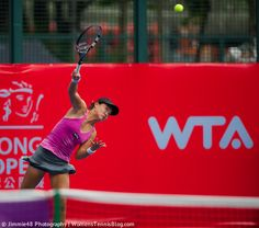 Lin Zhu - Prudential Hong Kong Tennis Open 2014, Full Monday's gallery: http://www.womenstennisblog.com/2014/09/08/monday-2014-hong-kong-open-highlights/