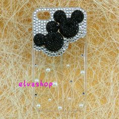 iphone 4 case Mickey Mouse iphone 5 case crystal iphone 4s cover on Etsy, $19.99