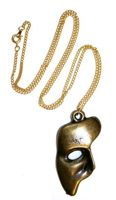 Phantom of the Opera necklace! I WANT THIS SO BAD!