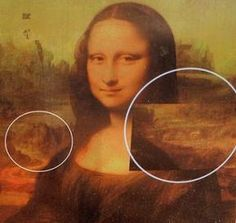 Location Of Mona Lisa Background Identified between Emilia Romagna and Le Marche