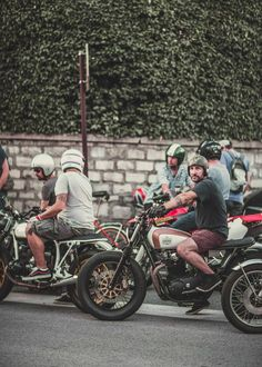 #motorcycle #culture | caferacerpasion.com