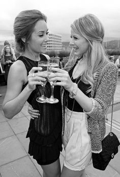 peopl, hair colors, fashion, style, outfit, friendship, laurenconrad, girl night, lauren conrad