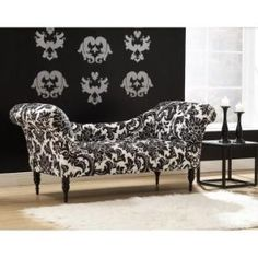 Deco Chaise Lounge - Accent Chairs at Hayneedle