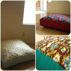 Big Joe Floor Pillows : How To Diy Big Floor Pillows on Pinterest Floor Pillows, Giant Floo?