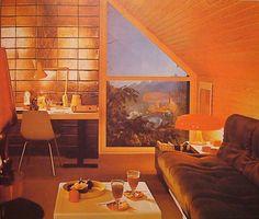 :: 70s decor.