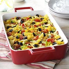 Cobre Valley Casserole Recipe from Taste of Home -- shared by Carolyn Deming of Miami, Arizona