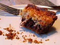 almond joy pie. JOY!!