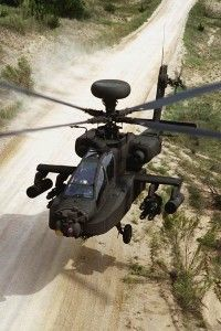 Apache Helicopter (3)
