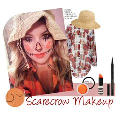"""""""Scarecrow Makeup"""" by contrary-to-ordinary on Polyvore"""