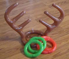 Sweeten Your Day Events: Reindeer Games - antler ring toss