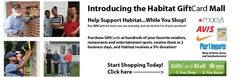 Raise money for Habitat for Humanity of Huron Valley just by shopping online!