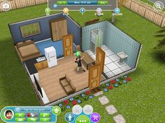 The Sims FreePlay App by Electronic Arts
