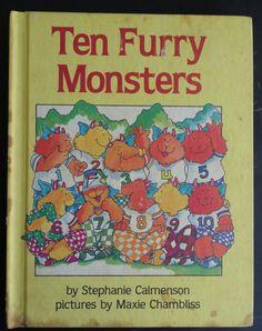 Ten Furry Monsters