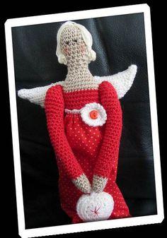 Lots of beautiful crochet Tilda1 <3