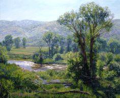Valoy Eaton. Midway Utah artist