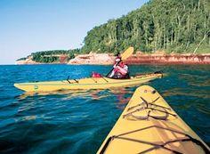 Pure Michigan paddlesports - canoeing and kayaking