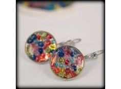 EssentiallyMe Jewellery - Rainbow Earrings