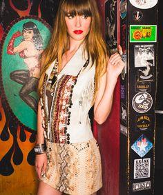 Medusa Skirt - Skirts - Apparel Collection