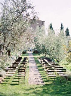 Tuscany Wedding  [by Jose Villa]
