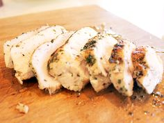 Shhh, don't tell... but I'm sharing my secret method for cooking the perfect chicken breast. ;-)