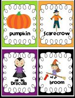 The Centered School Library: Halloween Library Centers