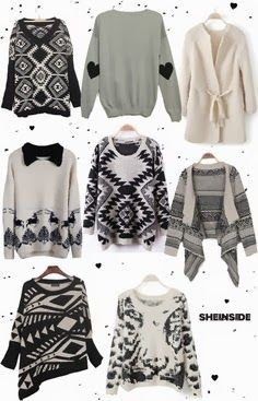 Some adorable collections of she inside ladies sweaters | Fashion World
