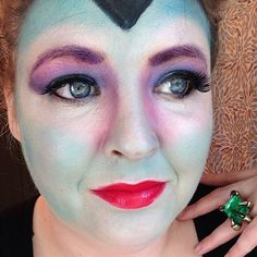 roxyholiday's Halloween look! Tag your pics with #Halloween & #SephoraSelfie for a chance to be on our board! #Sephora