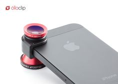 Gift of the Day: Give your iPhone photos more visual flair with the Olloclip 4-in-1 lens attachment. Enter now! #GiftOfTravel
