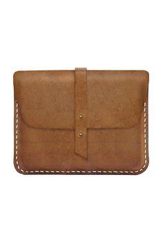 iPad leather sleeve - The Kindergarten Co. TKC. via Etsy.