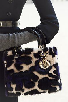 leopard Dior