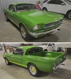 Mustang Pickup