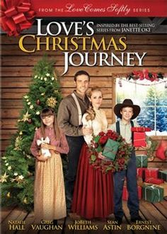 Watched this movie over and over on the Hallmark channel last year while rocking a newborn all night :)